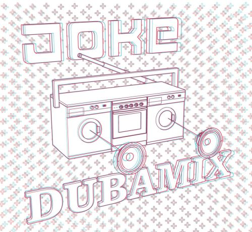 Dubamix feat The Joke - Lavoblaster remix (CD)